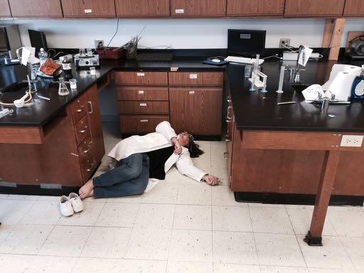 Dead Teacher Lab